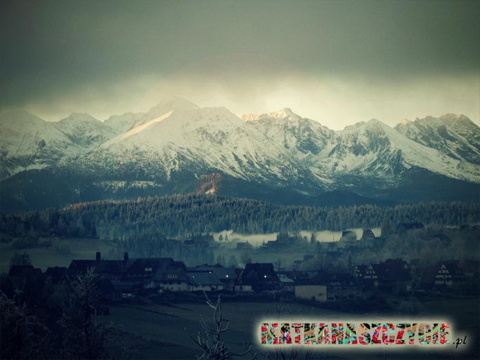 Tatry Śnieg
