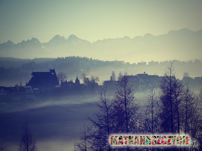 Tatry Mgła