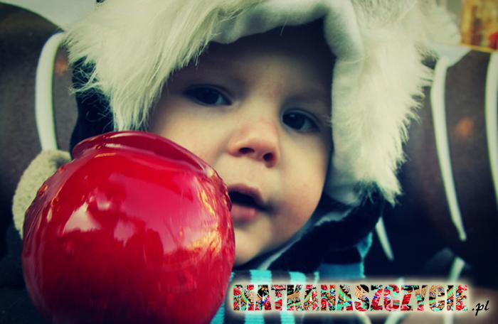 Jabłko w lukrze