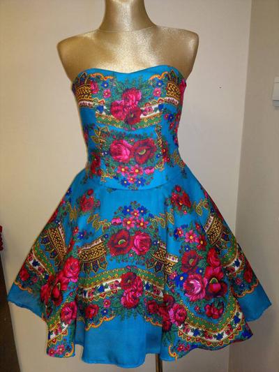 Sukienka Tustela