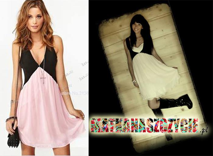 Sukienka AliExpress