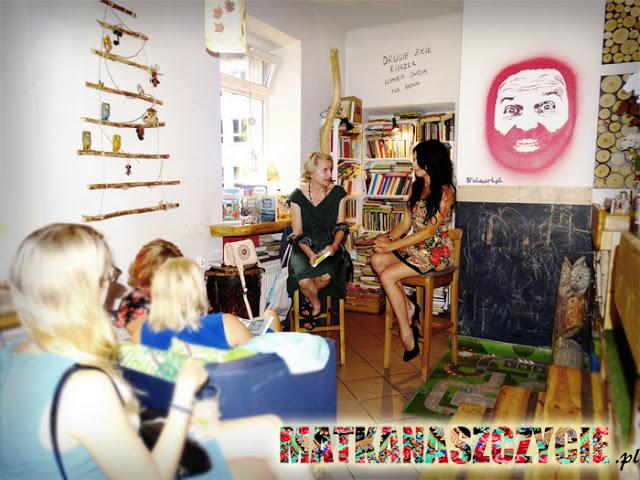 Spotkanie autorskie Katarzyna Targosz