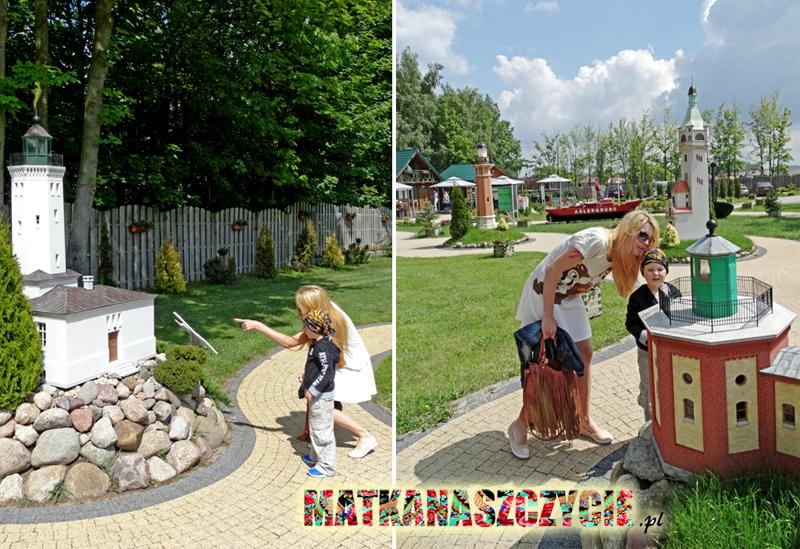 Park Miniatur Latarni Morskich
