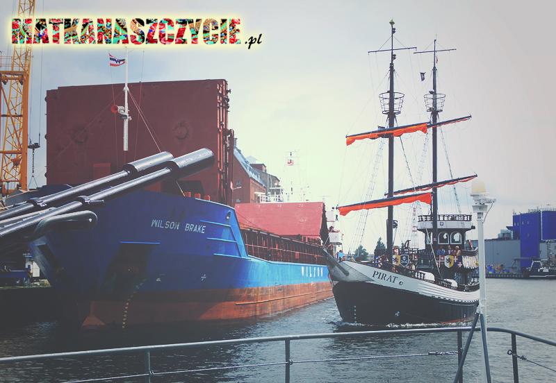 Kanał portowy Kołobrzeg
