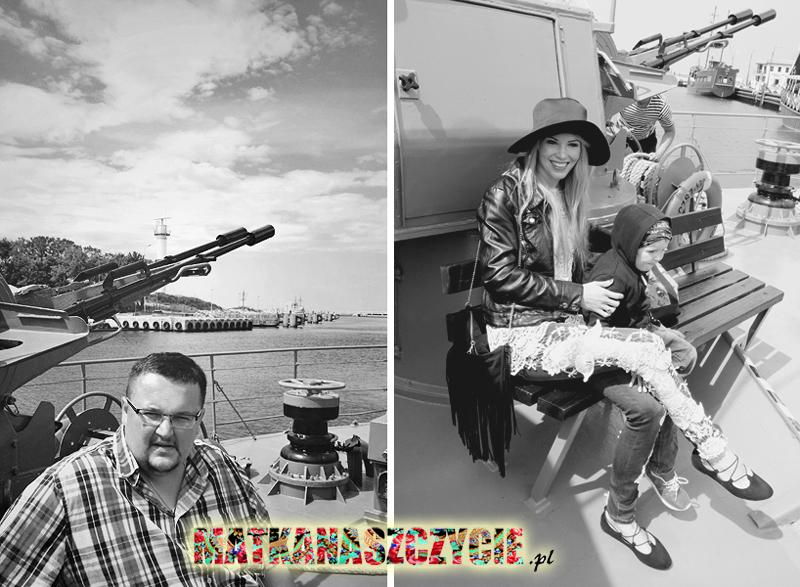 Kołobrzeg rejs torpedowcem