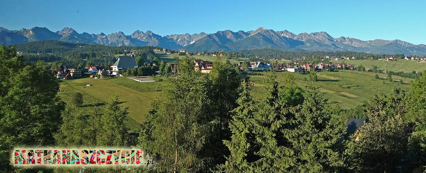 Tatry panorama widoki