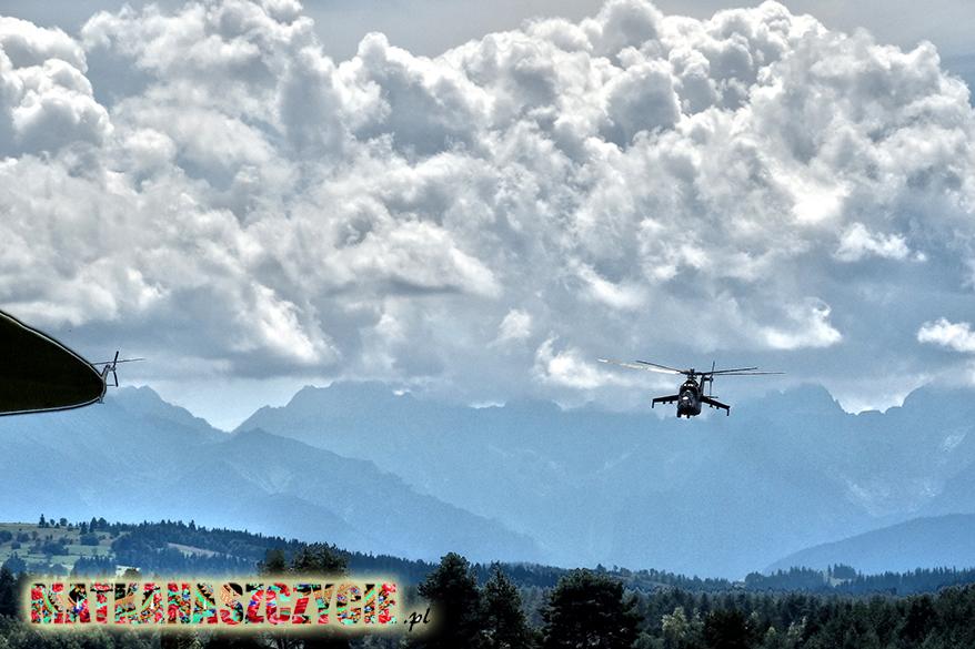 Helikoptery wojskowe
