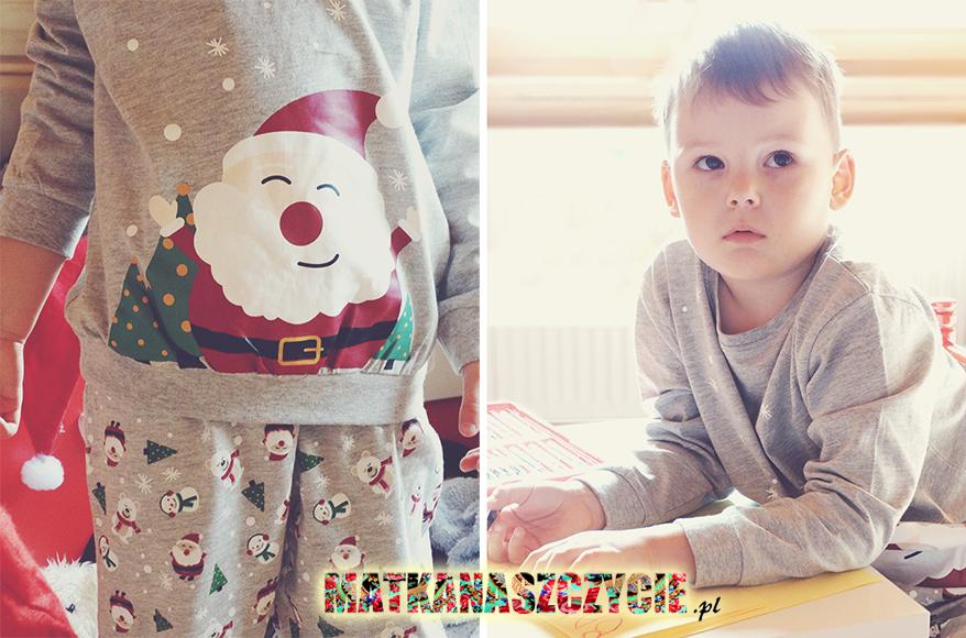 mikołajki prezent bonpix blog piżama