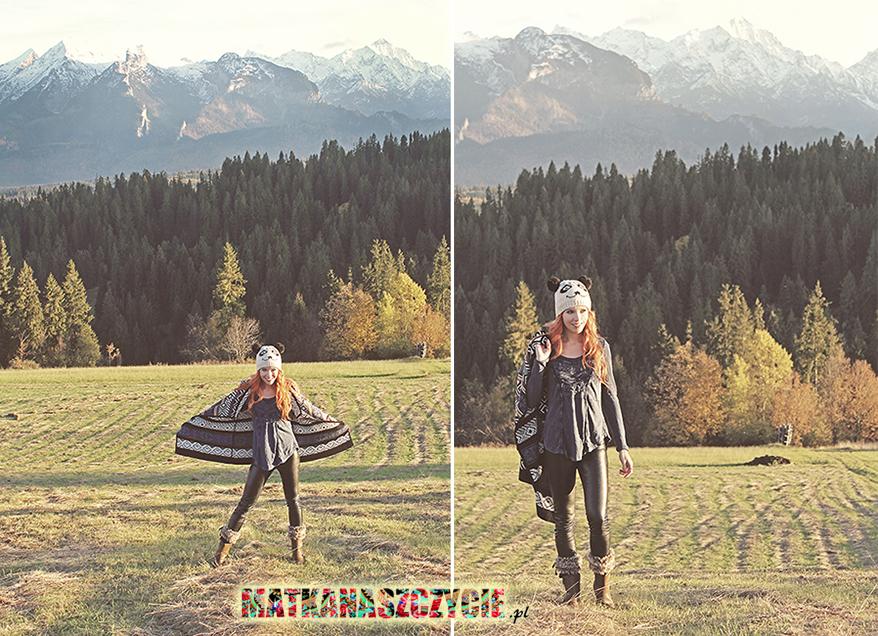 moda jesień stylizacja blog bonprix