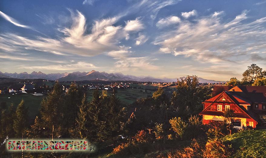 Tatry jesienią