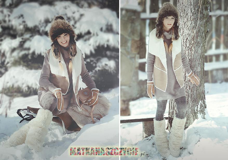 futrzane czapki zimowe wygraj
