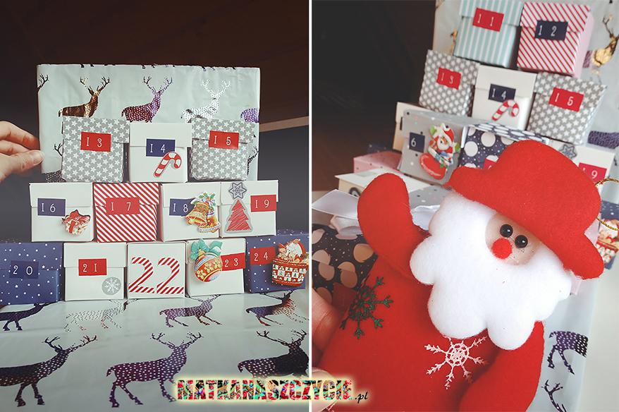 Mikołaj prezenty