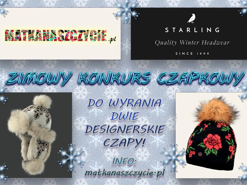 konkurs Starling wygraj czapkę