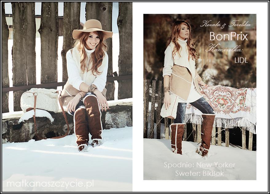 bonprix stylizacja blog