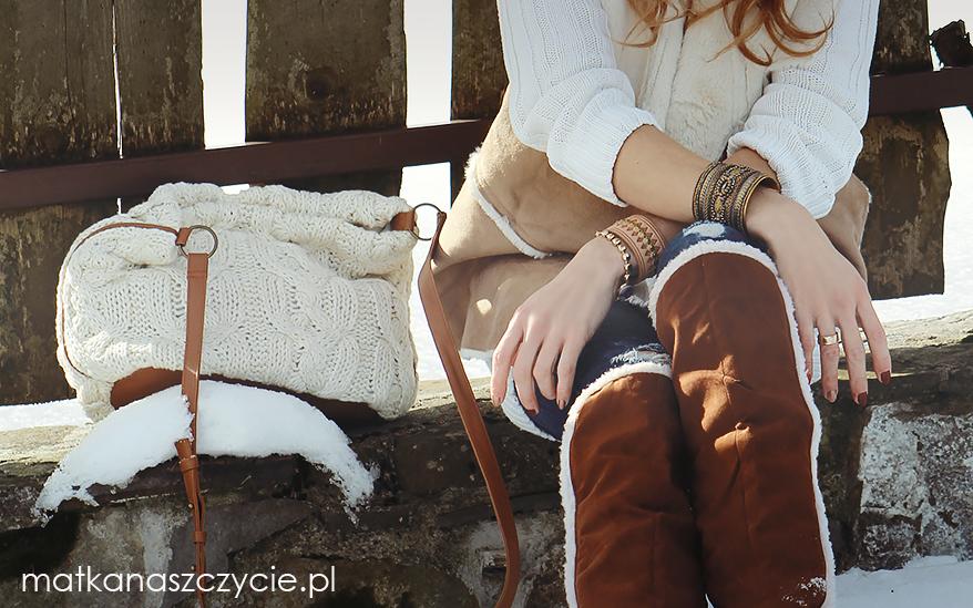 winter boho fashion