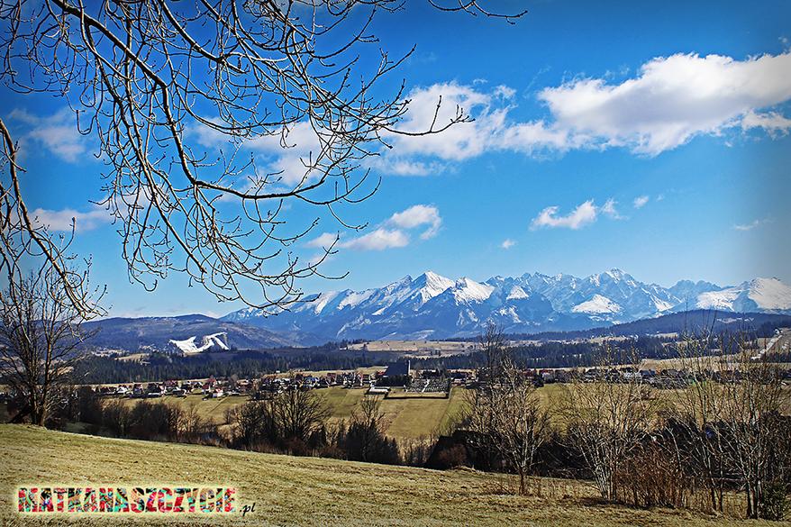 panorama Tatry Bukowina
