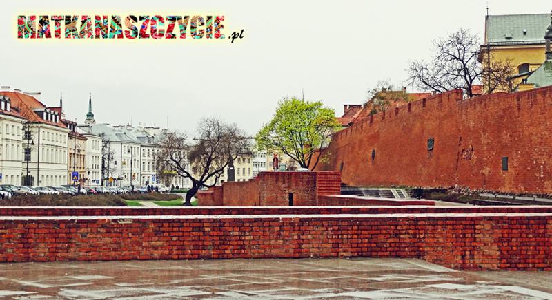 Mury obronne Warszawa