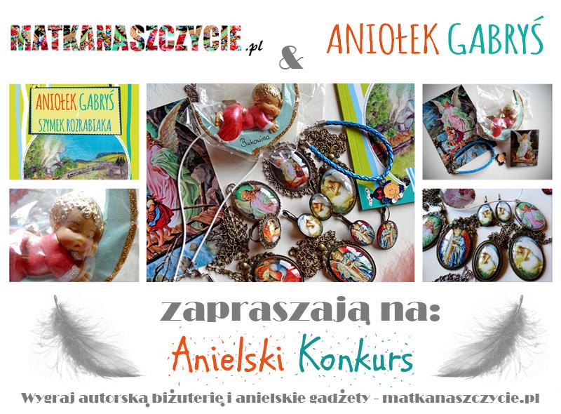 Konkurs z Aniołkiem Gabrysiem
