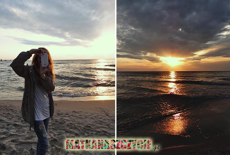 Plaża Międzyzdroje