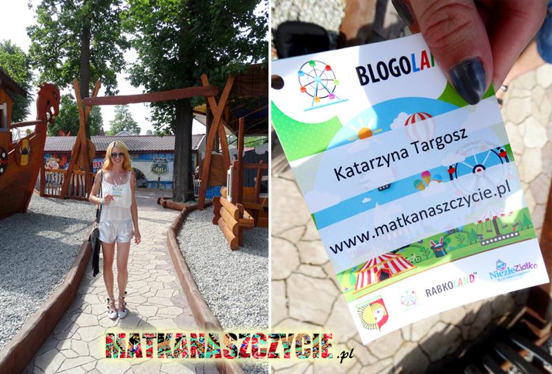 Matka na Szczycie Rabkoland Blogoland Rabka Zdrój