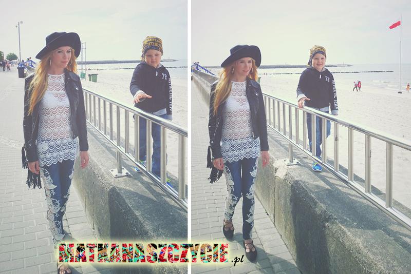 Promenada w Kołobrzegu