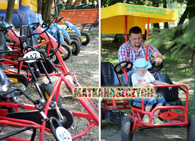 Rabka park gokarty