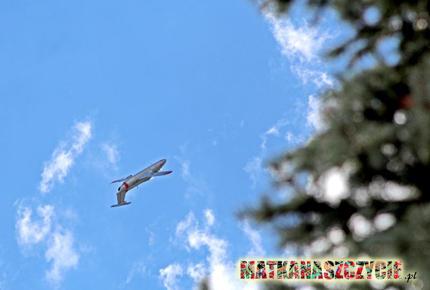 Myśliwiec pokaz