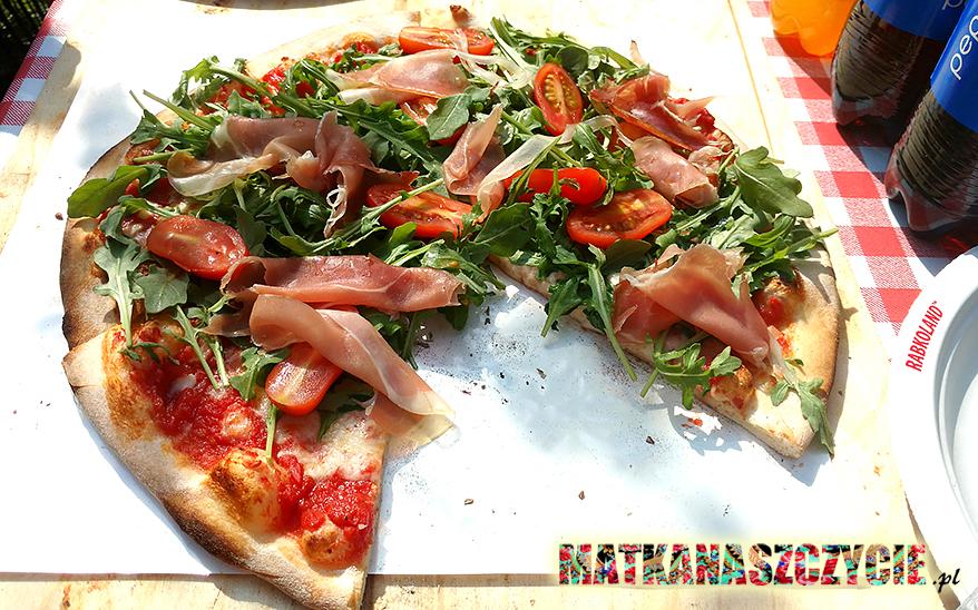 Rabkoland pizza