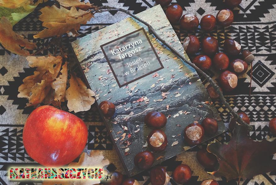 Jesień w Brukseli książka