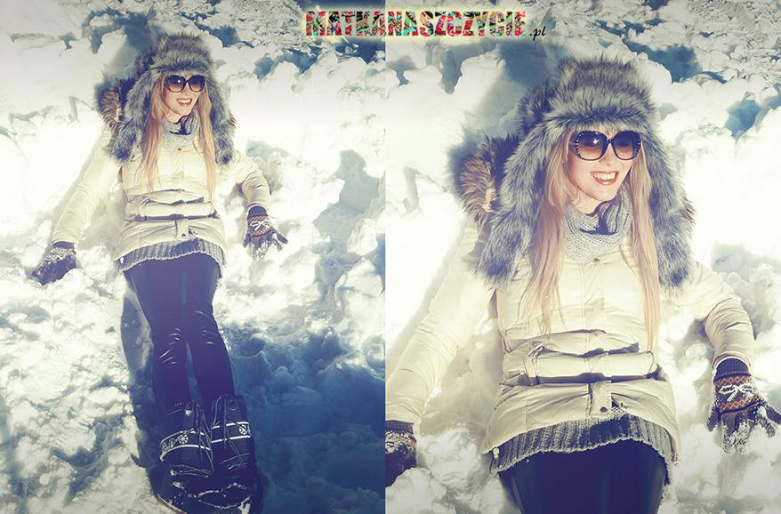 Zima w górach blog