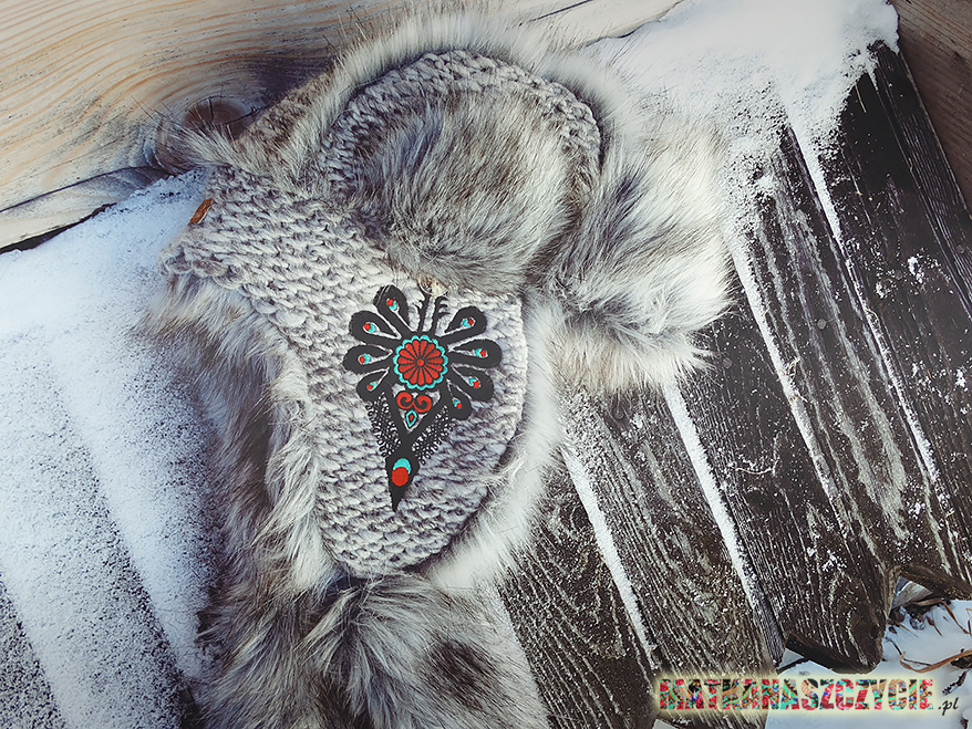 czapka Starling folk folkowa