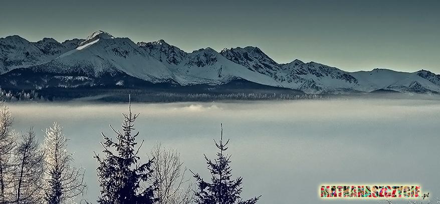 Mgły w Tatrach