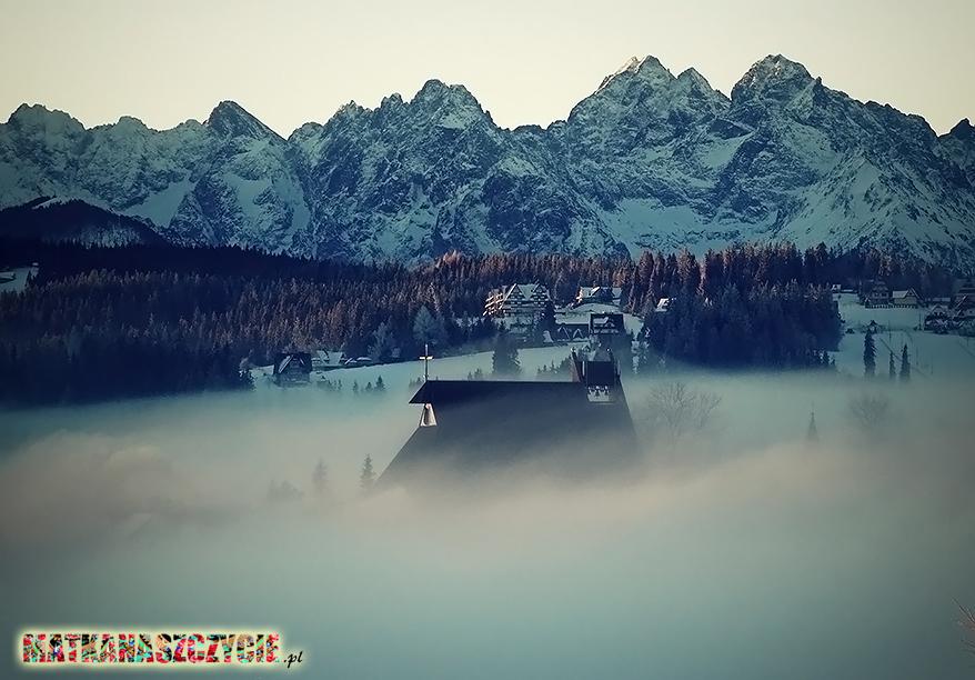 tatrzańska zima